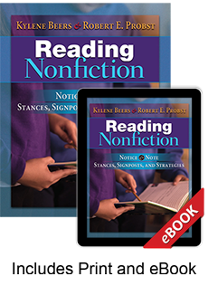 Reading Nonfiction (Print eBook Bundle) cover