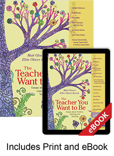 The Teacher You Want to Be (Print eBook Bundle)