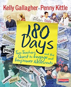 180 DAYS cover