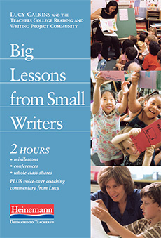 Big Lessons from Small Writers cover
