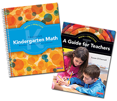 Math in Practice Kindergarten Pack
