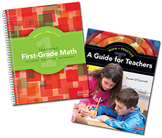 Math in Practice Grade 1 Pack cover
