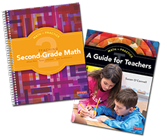 Math in Practice Grade 2 Pack cover