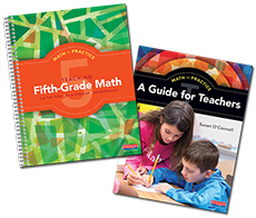 Math in Practice Grade 5 Pack cover