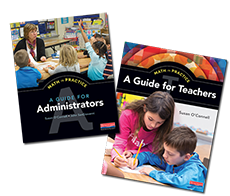 Learn more aboutMath in Practice Administrator Pack