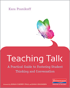 Teaching Talk cover