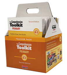 Teacher Pack for The Primary Comprehension Toolkit, Second Edition cover
