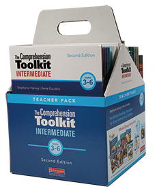 Teacher Pack for The Intermediate Comprehension Toolkit, Second Edition cover