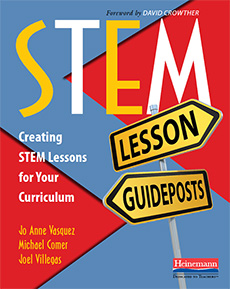 STEM Lesson Guideposts cover