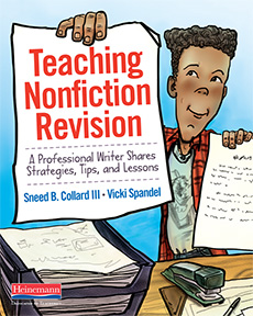 Teaching Nonfiction Revision cover