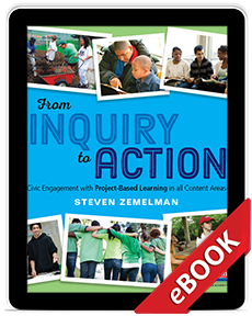 Learn more aboutFrom Inquiry to Action (eBook)