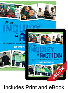 Learn more aboutFrom Inquiry to Action (Print eBook Bundle)
