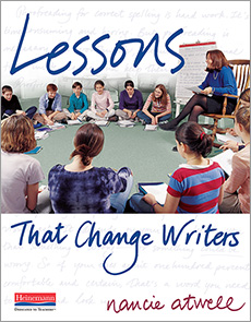 Lessons That Change Writers cover