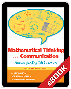 Learn more aboutMathematical Thinking and Communication (eBook)