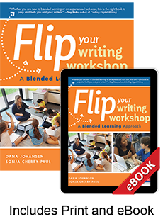 Flip Your Writing Workshop (Print eBook Bundle)