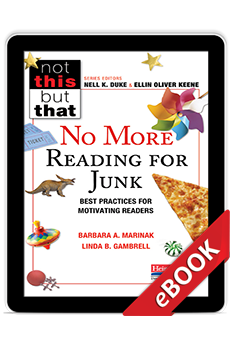 Learn more aboutNo More Reading for Junk (eBook)