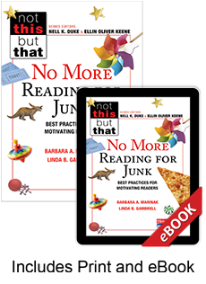 Learn more aboutNo More Reading for Junk (Print eBook Bundle)
