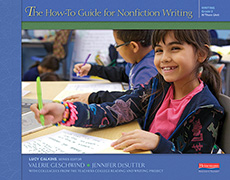 The How-To Guide for Nonfiction Writing, Grade 2