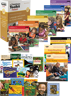 The Primary Comprehension Toolkit, Second Edition, Classroom Bundle cover