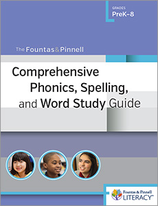 Comprehensive Phonics, Spelling, and Word Study Guide