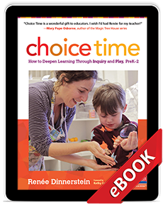 Choice Time (eBook)