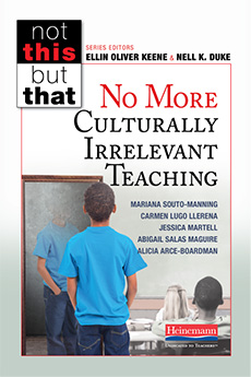 No More Culturally Irrelevant Teaching cover