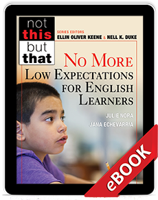 No More Low Expectations for English Learners (eBook) cover