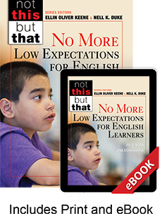 No More Low Expectations for English Learners (Print eBook Bundle) cover