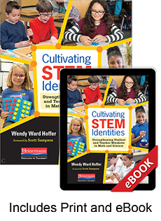 Learn more aboutCultivating STEM Identities (Print eBook Bundle)