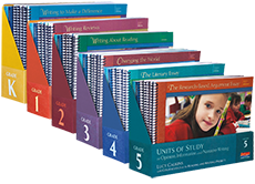 Grade-by-Grade Samplers, Writing Units, Grades K-5