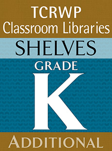 Essentials Shelf, Kindergarten cover