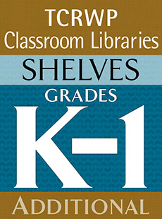 Add-On Shared Reading Shelf, Grades K-1 cover