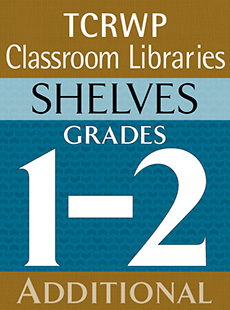 Add-On Shared Reading Shelf, Grades 1-2 cover