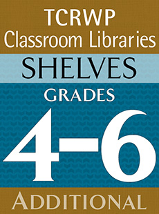 Interpretation Book Clubs Shelf, Grades 4-6 cover