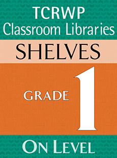 Shared Reading Shelf, Grade 1 cover