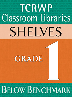 Series Books Shelf (Levels H-J), Grade 1, Below Benchmark cover