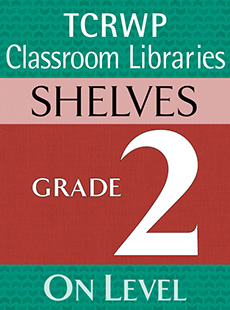 Shared Reading Shelf, Grade 2 cover
