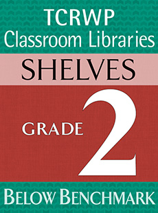 Series Books Shelf (Levels D, E, I, & J), Grade 2, Below Benchmark cover