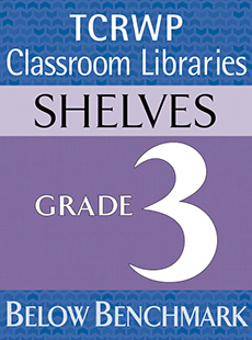 Mystery Shelf, Grade 3, Below Benchmark cover