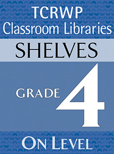 Mystery Shelf, Grade 4 cover
