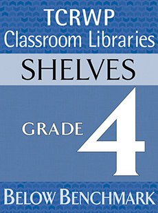 Mystery Shelf, Grade 4, Below Benchmark cover