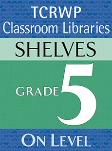 Picture Book Shelf, Grade 5 cover