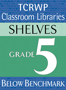 High-Interest Fiction Shelf, Grade 5, Below Benchmark cover