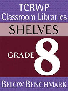 Mystery Shelf, Grade 8, Below Benchmark cover