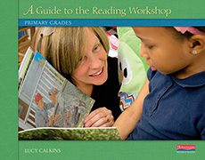 A Guide to the Reading Workshop cover