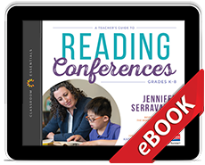 Learn more aboutA Teacher's Guide to Reading Conferences (eBook)
