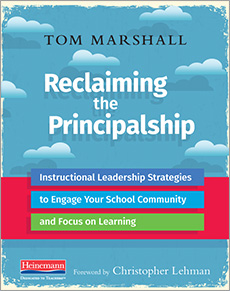 Reclaiming the Principalship cover