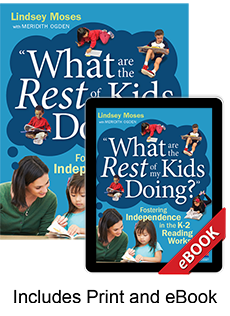 What Are the Rest of My Kids Doing? (Print eBook Bundle)