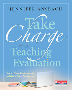 Take Charge of Your Teaching Evaluation cover