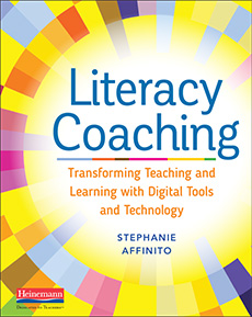 Literacy Coaching cover